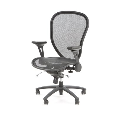 Regency Allure Mid-Back Mesh Form Fitting Swivel Arm Office Chair