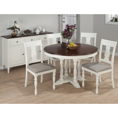 Jofran Chesterfield Tavern 5 Piece Dining Set