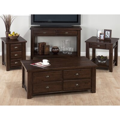 Jofran Urban Lodge Coffee Table Set
