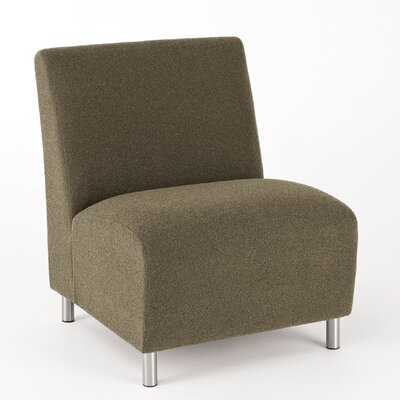 Lesro Ravenna Series Lounge Chair with Casters