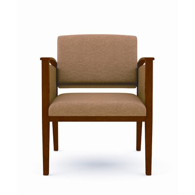 Lesro Amherst Guest Chair with Open Arm