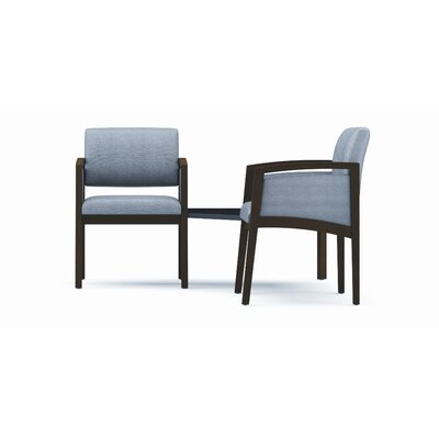 Lesro Lenox Two Guest Chairs with Corner Table
