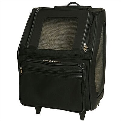 Classic Rio Wheeled Pet Carrier