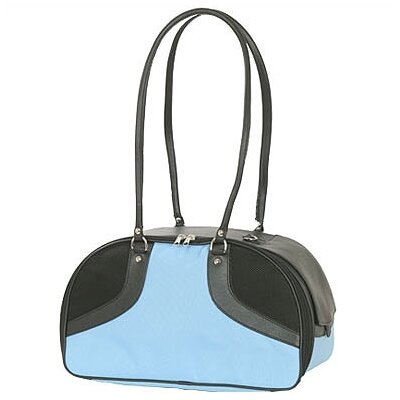 Petote Classic Roxy Pet Carrier in Turquoise