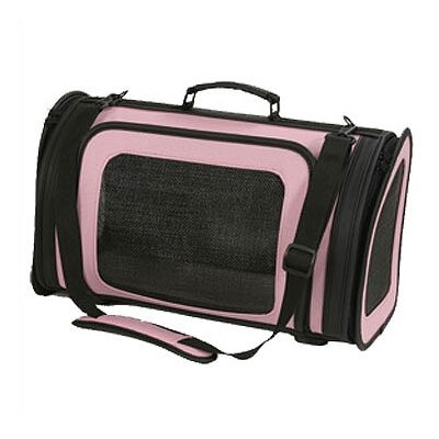 Petote Classic Kelle Pet Carrier in Pink