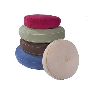 Eco-Friendly Round Fleece Pet Bed