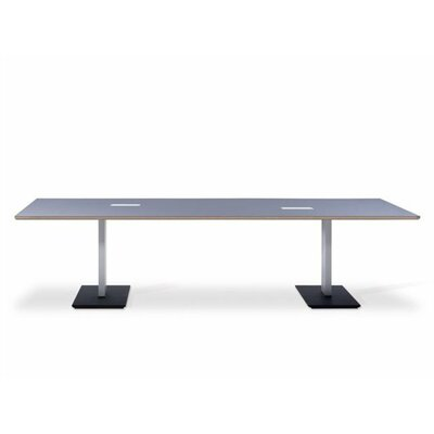 Artifort Bridge Rectangular Table by Arnold Merckx