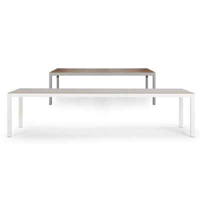 Artifort Slick Rectangle Table by Toine van den Heuvel
