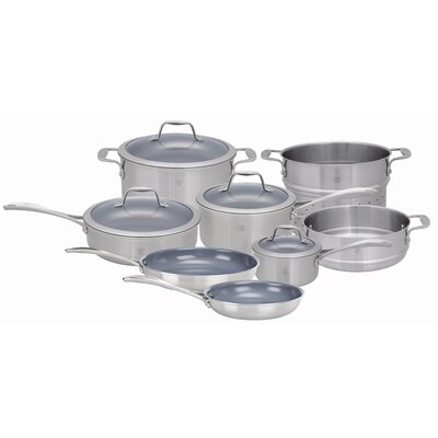 Zwilling JA Henckels Spirit 12-Piece Cookware Set