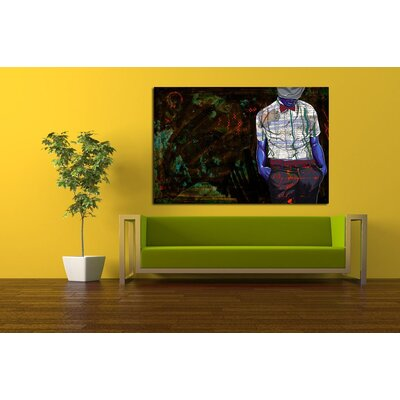The Gentleman Canvas Print