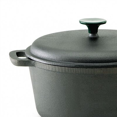 Emerilware by All Clad Cast Iron 6-Qt. Round Dutch Oven