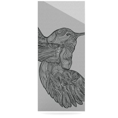 KESS InHouse Hummingbird Floating Art Panel