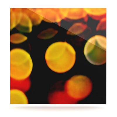 KESS InHouse Lights Floating Art Panel