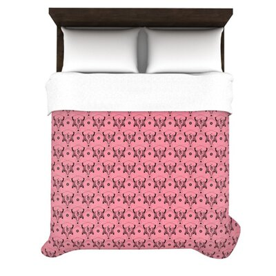 KESS InHouse Hummingbird Duvet Cover Collection