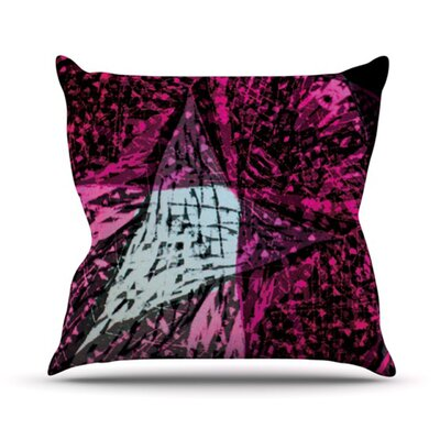 KESS InHouse Family 2 Throw Pillow