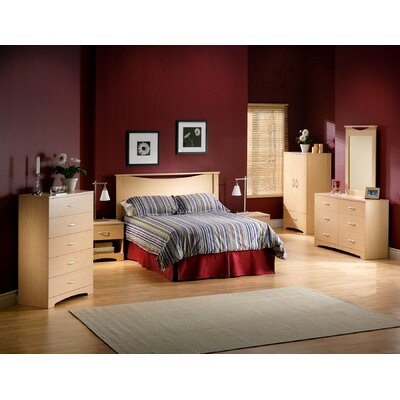 South Shore Copley Panel Bedroom Collection