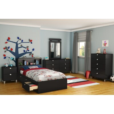 South Shore Spark Mate's Platform Bedroom Collection