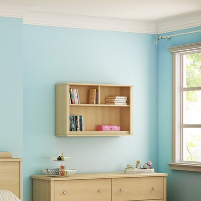 South Shore Clever Room Wall Storage in Natural Maple