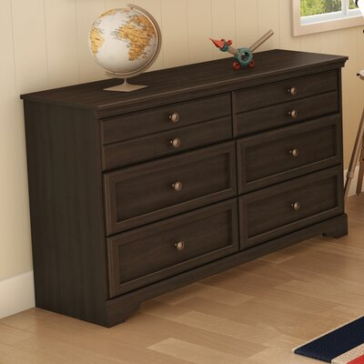 South Shore Sebastian 6-Drawer Dresser