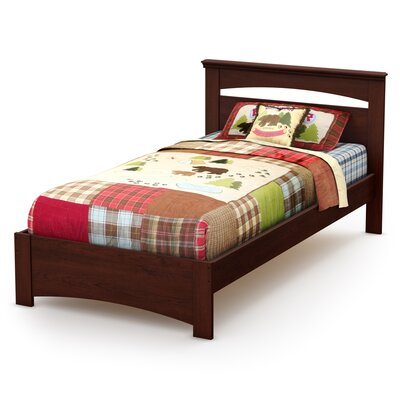 South Shore Sweet Morning Twin Bed