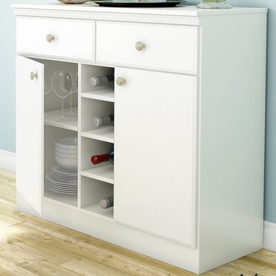 South Shore Morgan Storage Console Table