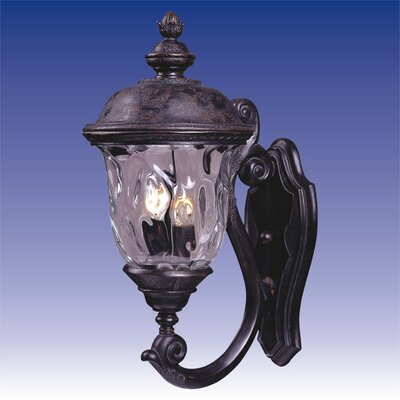 Maxim Lighting Carriage House DC Large Outdoor Wall Lantern