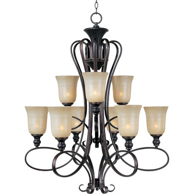 Maxim Lighting Infinity 9 Light Chandelier