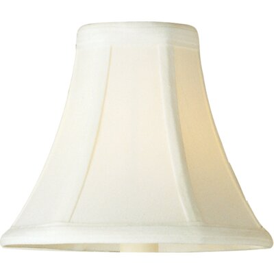 Maxim Lighting Manor Fabric Shade in White