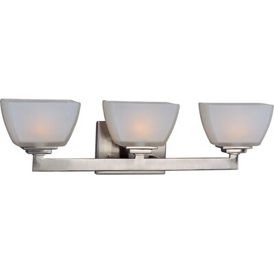 Maxim Lighting Angle 3 Light Vanity Light