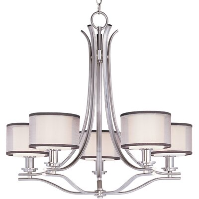 Maxim Lighting Orion 5 Light Chandelier