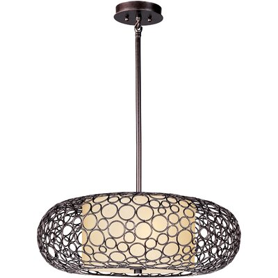 Maxim Lighting Meridian 2 Light Drum Pendant