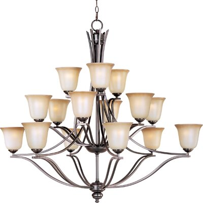 Maxim Lighting Madera 15 Light Chandelier