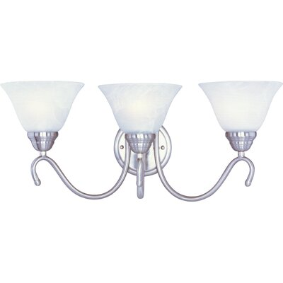 Maxim Lighting Newport 3 Light Bath Vanity Light