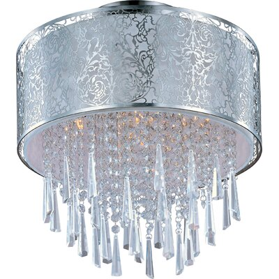 Maxim Lighting Rapture 5 Light Semi Flush Mount