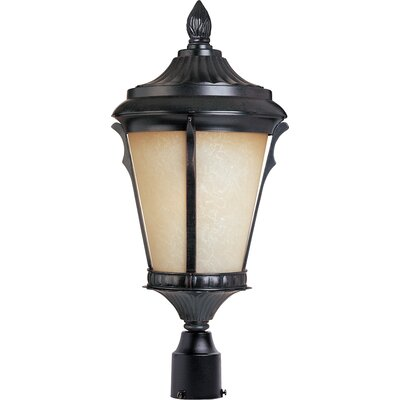 Maxim Lighting Odessa DC 1 Light Large Outdoor Post Lantern