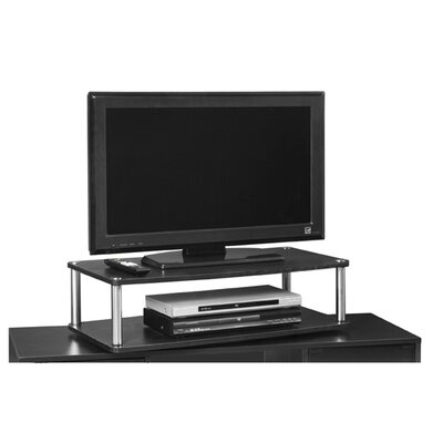 Convenience Concepts Designs 2 Go XL Two Tier TV Swivel Board