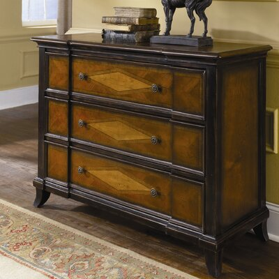 Hammary Hidden Treasures Three Drawer Cabinet