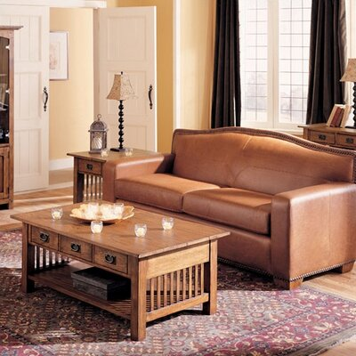 Hammary Canyon Coffee Table Set