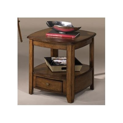 Hammary Primo End Table
