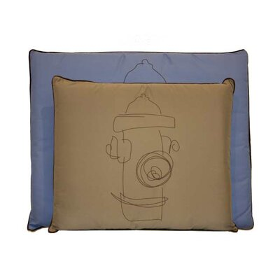 For The Dogs Hydrant Pillow Pet Bed