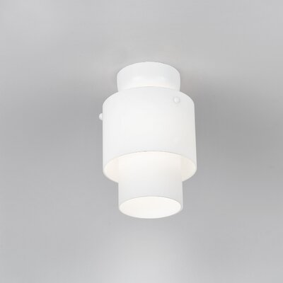 Artemide Ambit 1 Light Flush Mount