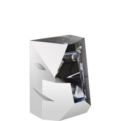 Orrefors Cubic Medium Sculpture