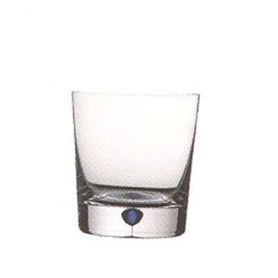 Orrefors Intermezzo Blue 13 oz. Double Old Fashioned Glass (Set of 2)