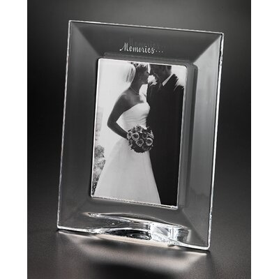 Orrefors Memorable Moments Focus Picture Frame