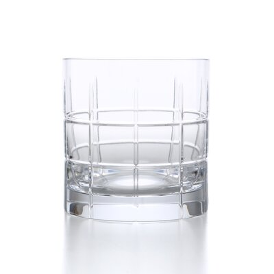 Orrefors Street Double Old Fashioned Glass (Set of 2)