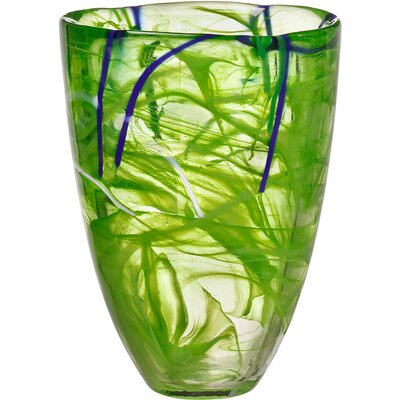 Kosta Boda Contrast Vase Collection