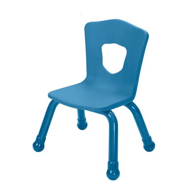 Brite Kids 7.5&quot; Plastic Classroom Stacking Chair (4 Pack)