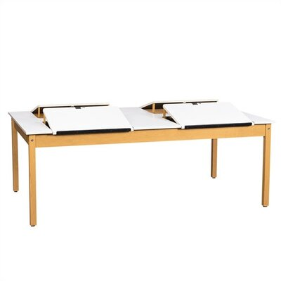Shain Four Station Art Table