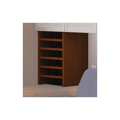 "ABCO Unity Executive Series 21.25"" H x 15"" W Desk Hutch"