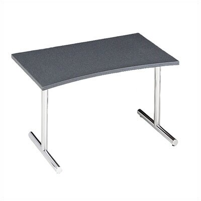 ABCO Smart Tables: 30&quot; x 60&quot; Concave Wave Conference Kit